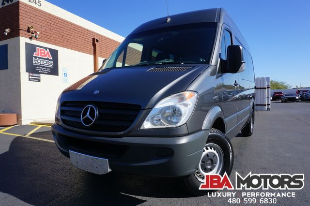 2011 Mercedes-Benz Sprinter Passenger Vans 2500 High Top Rear Air Conditioning Passenger Van