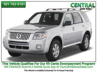 2011 Mercury Mariner Premier | Hot Springs, AR | Central Auto Sales in Hot Springs AR