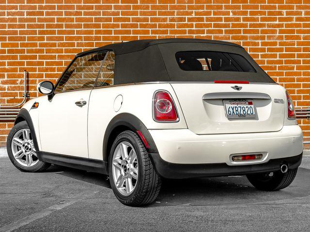 2011 Mini Convertible Burbank, CA 7