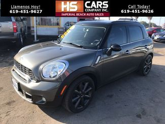 2011 Mini Cooper Countryman S Imperial Beach, California