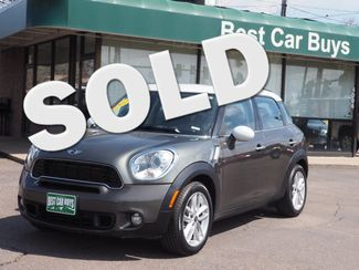 2011 Mini Countryman S Englewood, CO 0