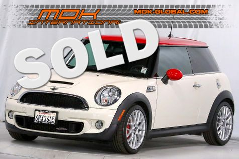 2011 Mini Hardtop John Cooper Works - JCW power kit - Bluetooth in Los Angeles