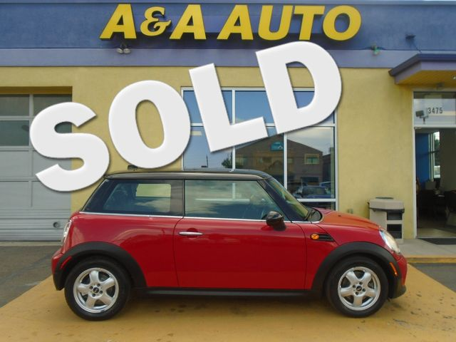 2011 Mini Hardtop in Englewood, CO 80110