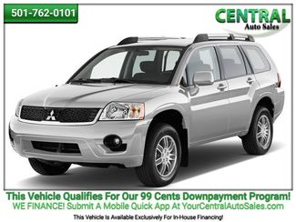 2011 Mitsubishi Endeavor LS   Hot Springs, AR   Central Auto Sales in Hot Springs AR