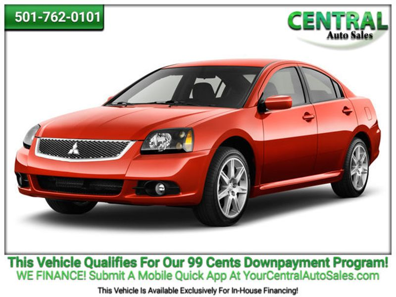 2011 Mitsubishi Galant FE | Hot Springs, AR | Central Auto Sales in Hot Springs AR