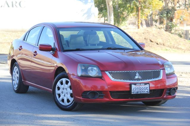 2011 Mitsubishi Galant ES Santa Clarita, CA 3