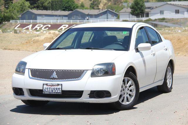 2011 Mitsubishi Galant FE Santa Clarita, CA 4
