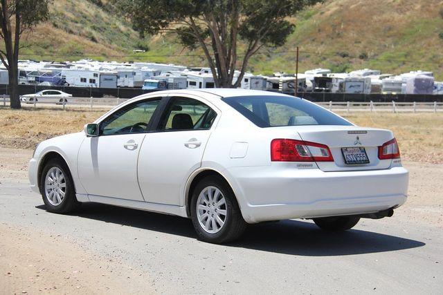 2011 Mitsubishi Galant FE Santa Clarita, CA 5