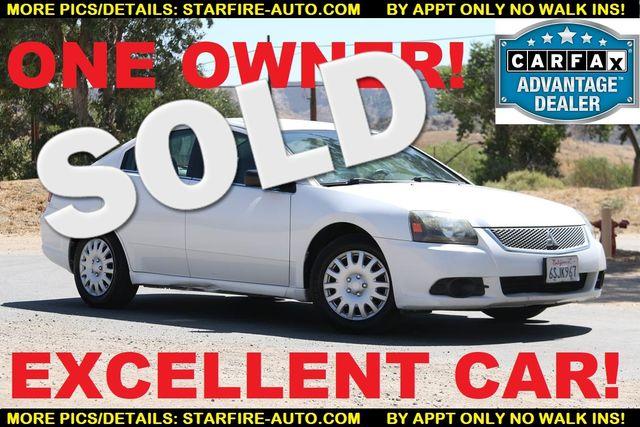 2011 Mitsubishi Galant ES Santa Clarita, CA