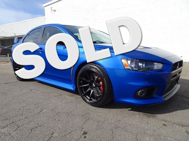 2011 Mitsubishi Lancer Evolution GSR Madison, NC