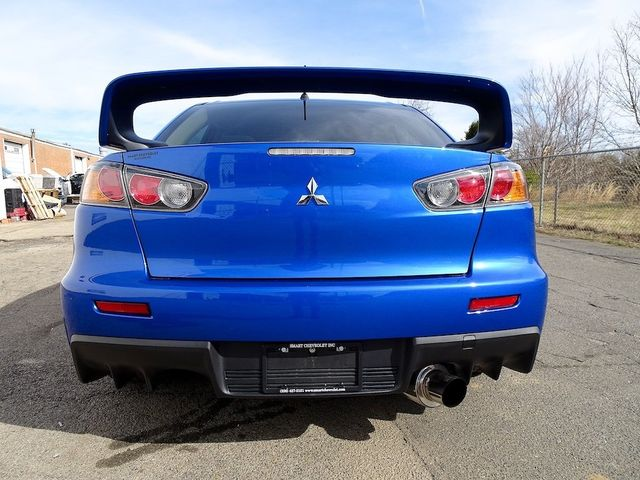 2011 Mitsubishi Lancer Evolution GSR Madison, NC 3