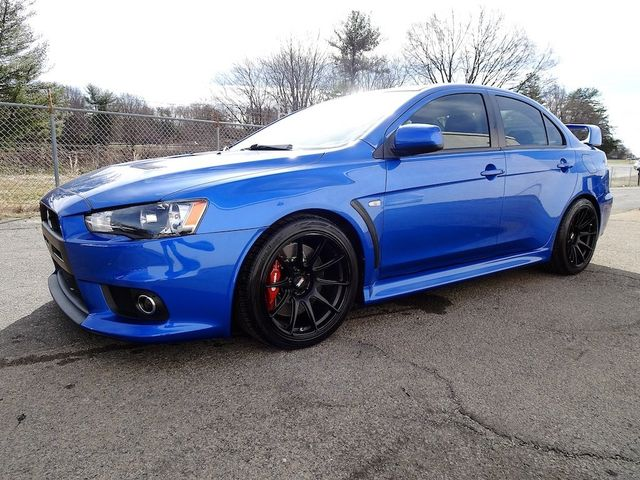 2011 Mitsubishi Lancer Evolution GSR Madison, NC 6
