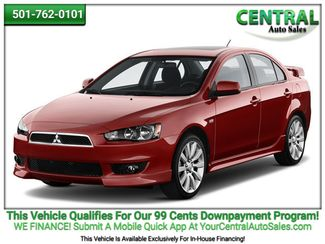 2011 Mitsubishi Lancer GTS | Hot Springs, AR | Central Auto Sales in Hot Springs AR