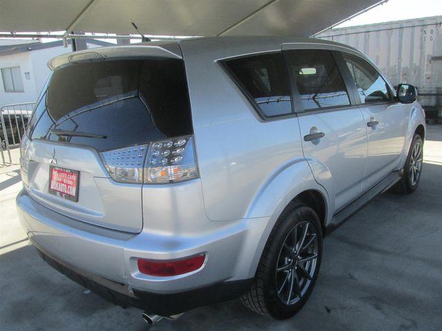 2011 Mitsubishi Outlander ES Gardena, California 2
