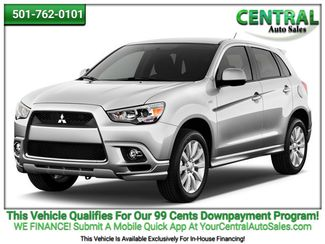 2011 Mitsubishi Outlander Sport SE | Hot Springs, AR | Central Auto Sales in Hot Springs AR
