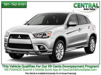 2011 Mitsubishi Outlander Sport SE   Hot Springs, AR   Central Auto Sales in Hot Springs AR