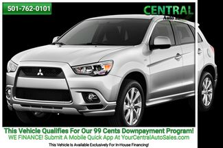 2011 Mitsubishi Outlander Sport ES | Hot Springs, AR | Central Auto Sales in Hot Springs AR