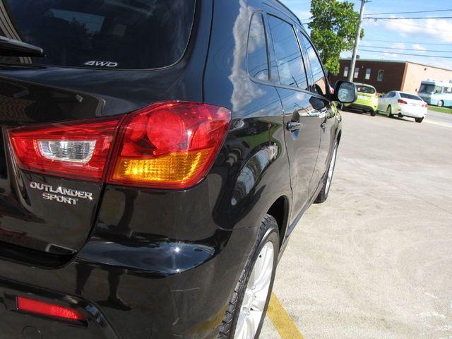 2011 Mitsubishi Outlander Sport SE in Medina OHIO, 44256