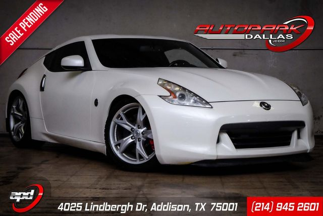 2011 Nissan 370Z Sport Package w/ Upgrades