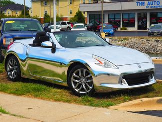 2011 Nissan 370Z Roadster 2D | Champaign, Illinois | The Auto Mall of Champaign in Champaign Illinois