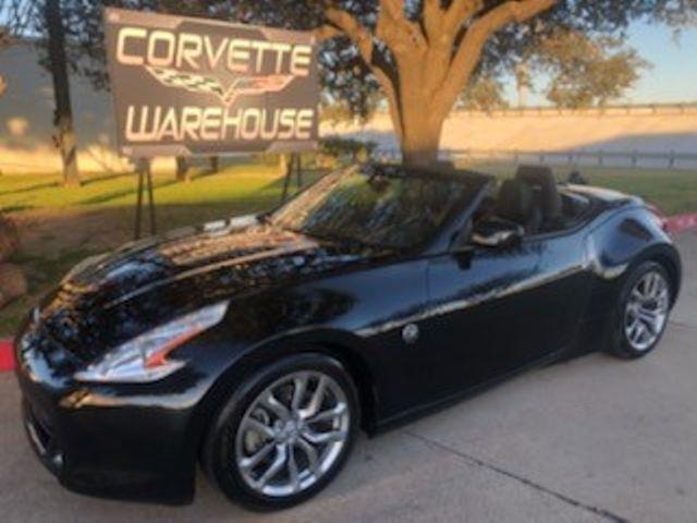 2011 Nissan 370Z Convertible Touring, Auto, CD Player, Alloys 80k! | Dallas, Texas | Corvette Warehouse  in Dallas Texas