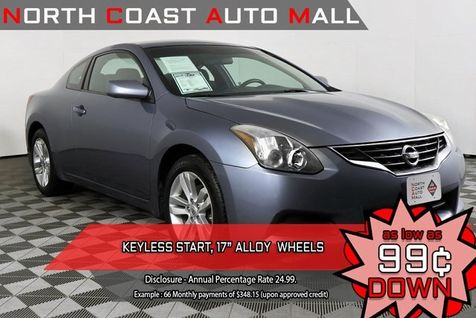 2011 Nissan Altima 2.5 S in Cleveland, Ohio
