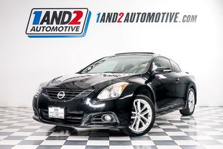 2011 Nissan Altima 3.5 SR in Dallas TX