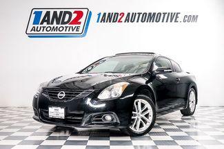 2011 Nissan Altima 3.5 SR in Dallas TX