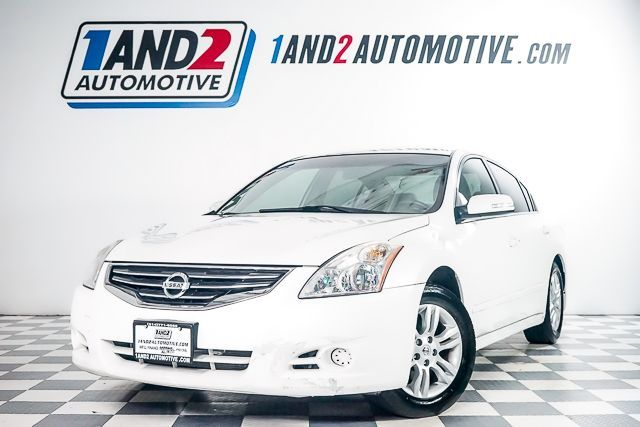 2011 Nissan Altima 2.5 S in Dallas TX