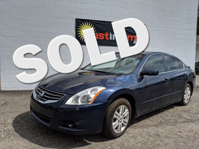 2011 Nissan Altima Base | Endicott, NY | Just In Time, Inc. in Endicott NY