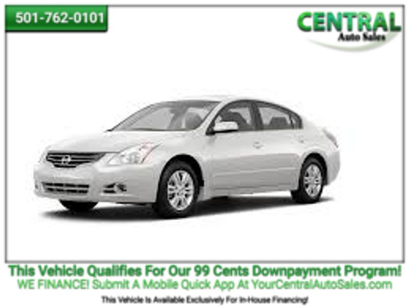 2011 Nissan Altima 2.5 S   Hot Springs, AR   Central Auto Sales in Hot Springs AR