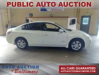 2011 Nissan Altima Hybrid | JOPPA, MD | Auto Auction of Baltimore  in Joppa MD