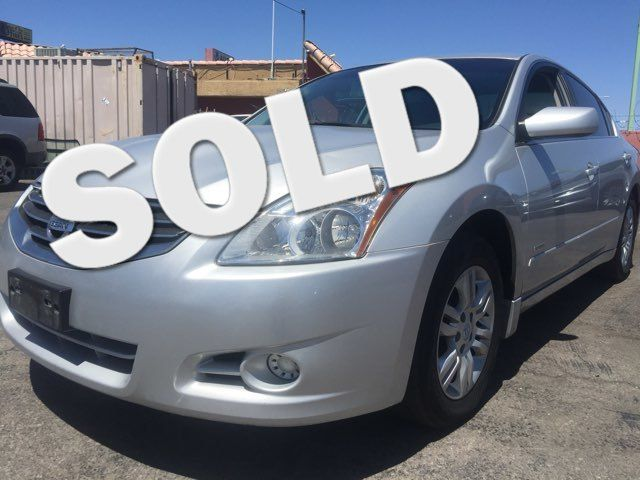 2011 Nissan Altima Hybrid AUTOWORLD (702) 452-8488 Las Vegas, Nevada