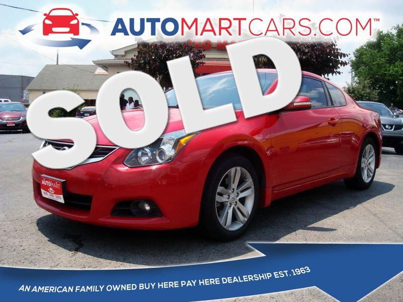 2011 Nissan Altima 2.5 S | Nashville, Tennessee | Auto Mart Used Cars Inc.  ...