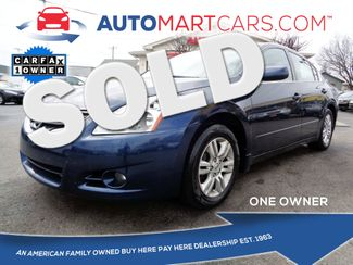 2011 Nissan Altima 2.5 S in Nashville, Tennessee 37211