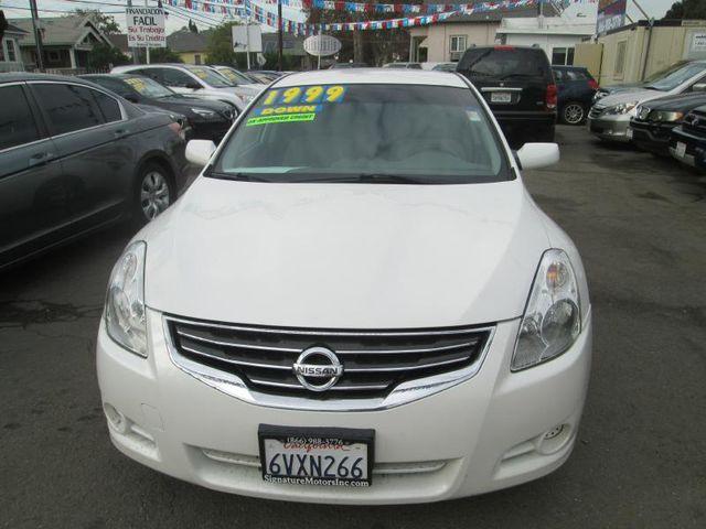 2011 Nissan ALTIMA BASE