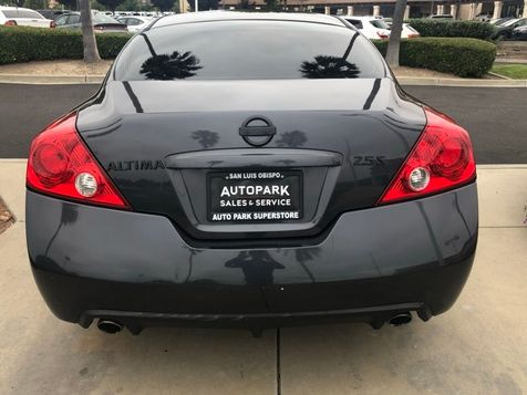 2011 Nissan Altima 2.5 S   San Luis Obispo, CA   Auto Park Sales & Service in San Luis Obispo, CA
