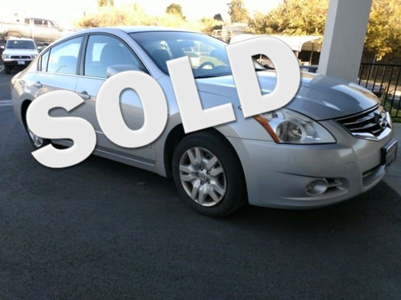 2011 Nissan Altima 2.5 S | San Luis Obispo, CA | Auto Park Sales & Service in San Luis Obispo CA