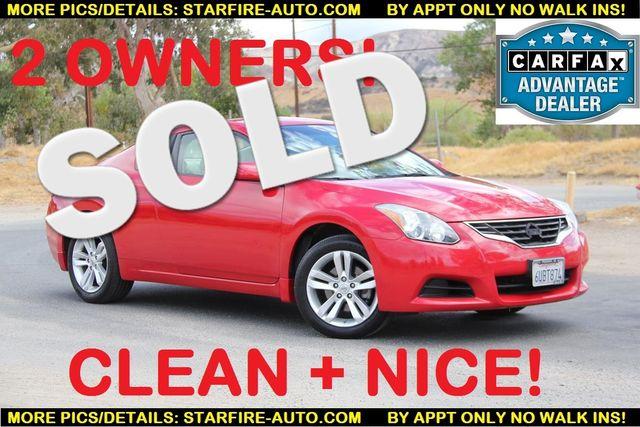 2011 Nissan Altima 2.5 S Santa Clarita, CA