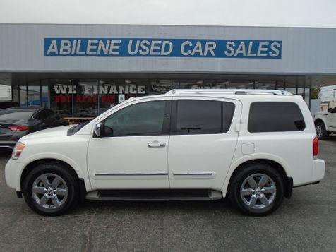 2011 Nissan Armada Platinum in Abilene, TX