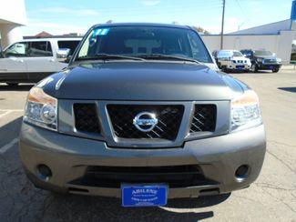 2011 Nissan Armada SV  Abilene TX  Abilene Used Car Sales  in Abilene, TX