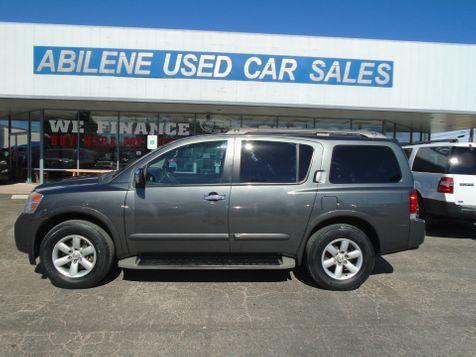 2011 Nissan Armada SV in Abilene, TX