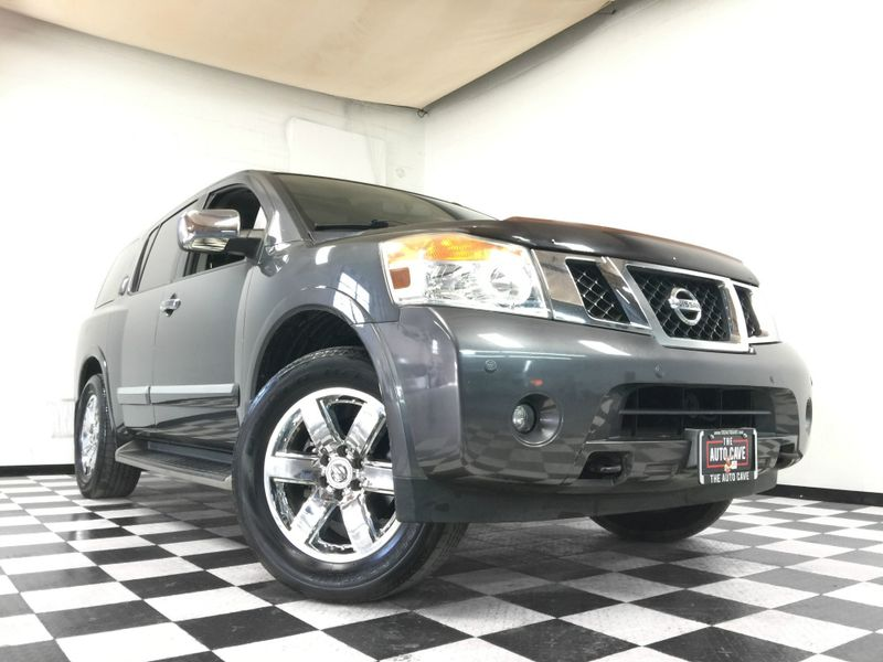 2011 Nissan Armada *Affordable Financing*   The Auto Cave in Addison