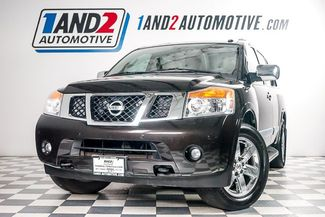 2011 Nissan Armada Platinum in Dallas TX