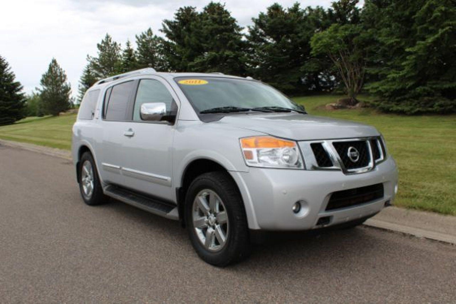 ... 2011 Nissan Armada Platinum City MT Bleskin Motor Company In Great  Falls, ...