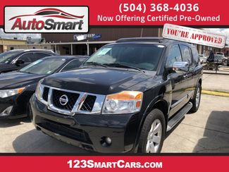 2011 Nissan Armada in Harvey, LA