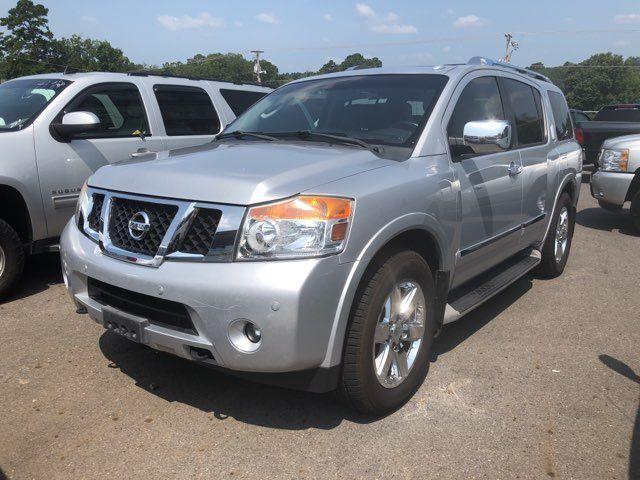 2011 Nissan Armada Platinum - John Gibson Auto Sales Hot Springs in Hot Springs Arkansas