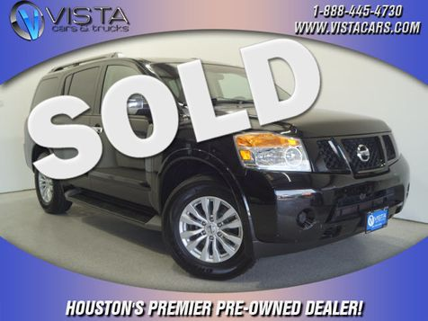 2011 Nissan Armada SV in Houston, Texas