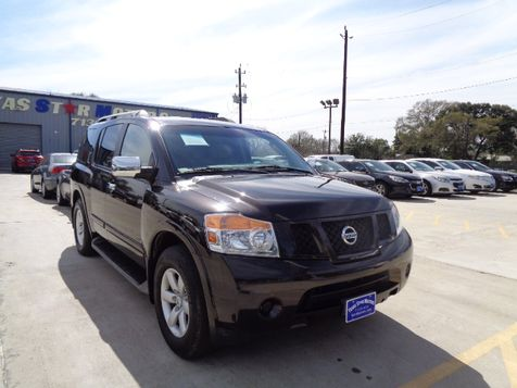 2011 Nissan Armada SV in Houston