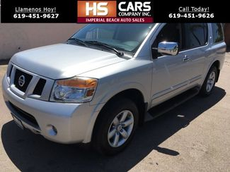 2011 Nissan Armada Platinum Imperial Beach, California